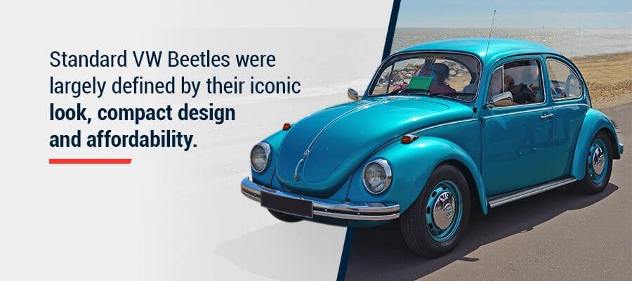 History oif the VW Beetle & Super Beetle