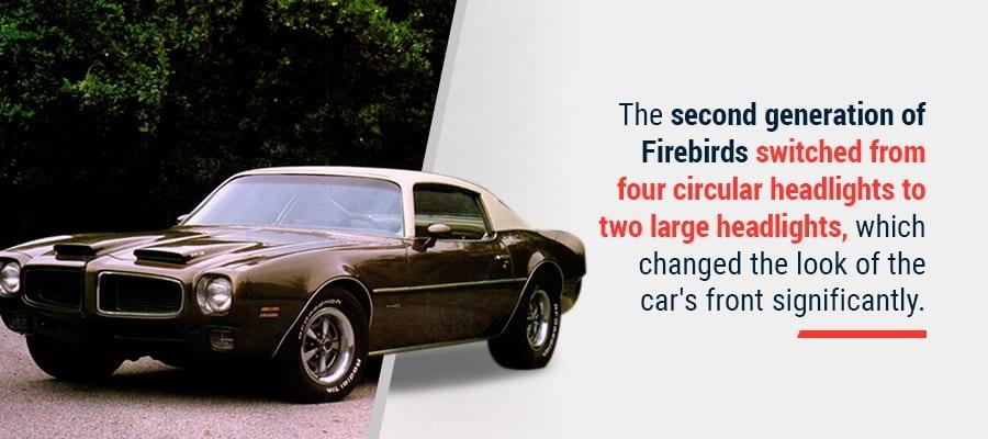 2nd Gen Pontiac Firebird