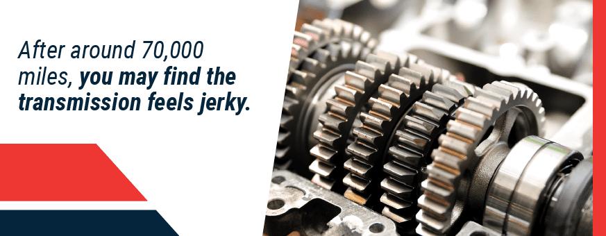 Chevy/GMC truck jerky transmission