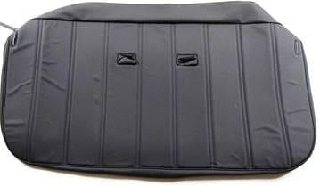 1982 1994 Ford Ranger Pickup Channel Vinyl Seat Cover Open