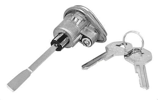1947-1951 Chevrolet-GMC Pickup Lock Door with Key-DYN100B