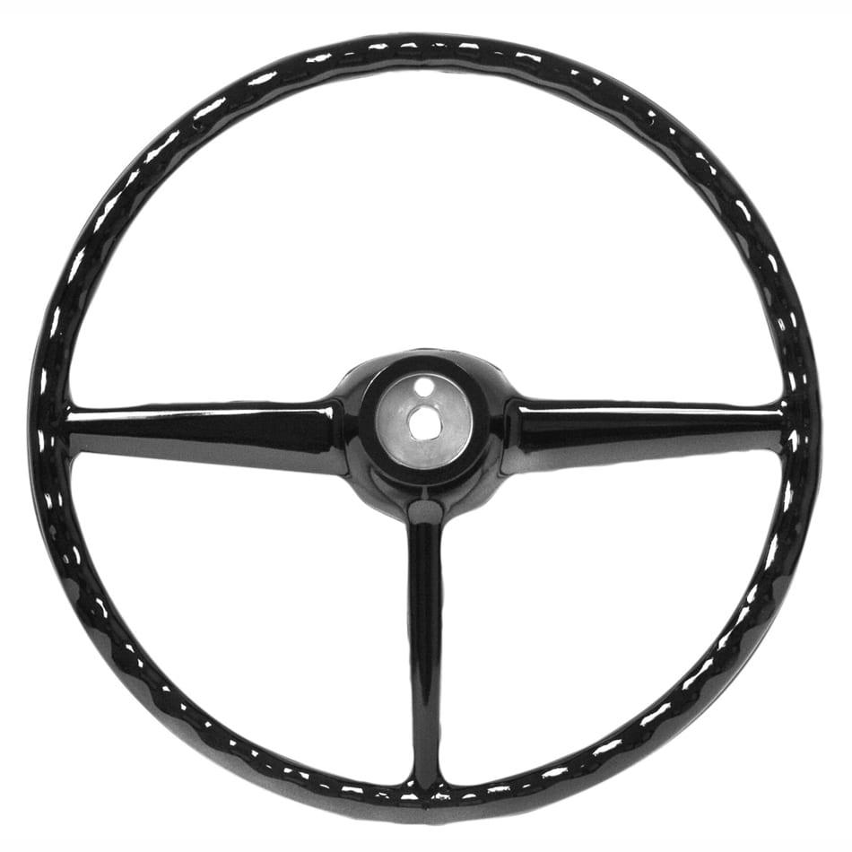 1947-1953 Chevy Pickup Truck Steering Wheel Black