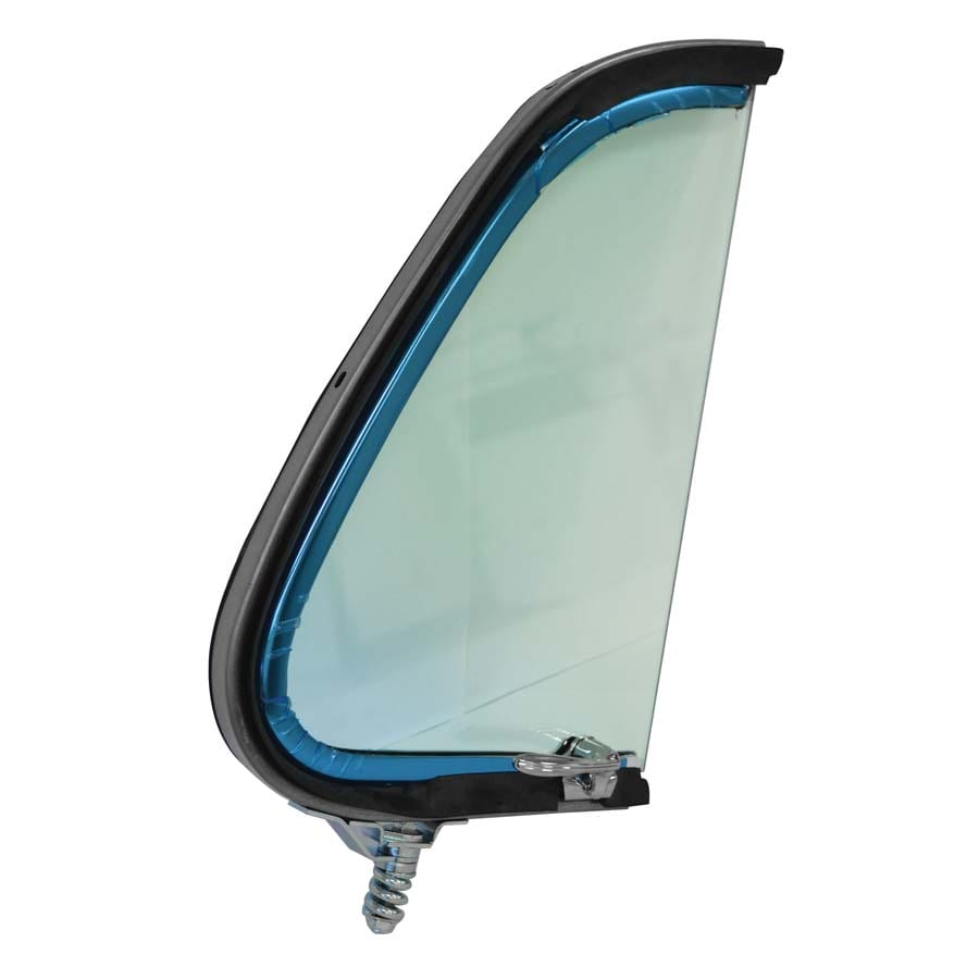 1948-1950 Ford Pickup Vent Window Assembly Passenger Side Tinted Glass