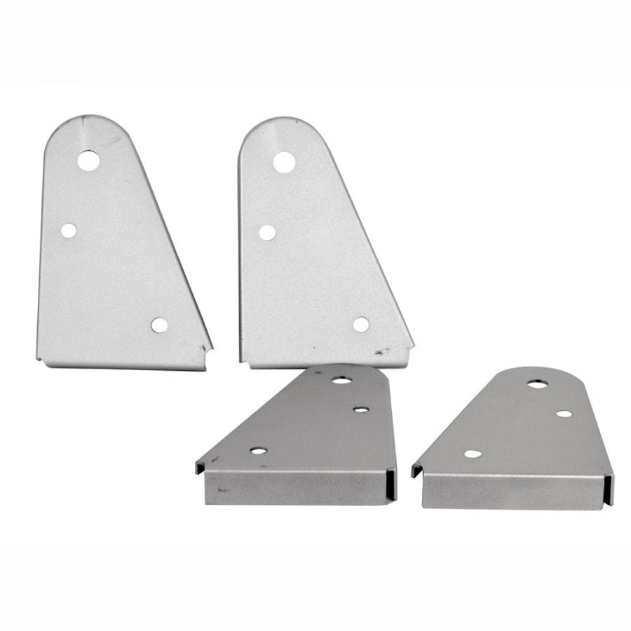 1948-1952 Ford Pickup Truck Floor Rear Cab Mount Pan