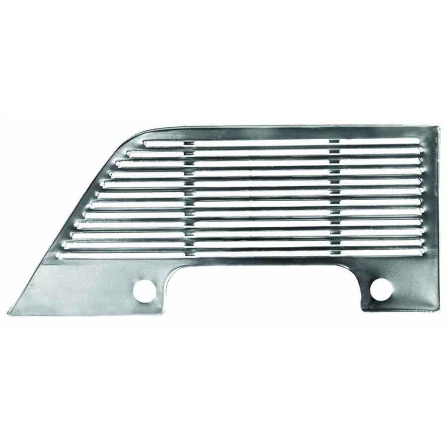 1951-1952 Ford Pickup Truck Dash Speaker Grille Chrome