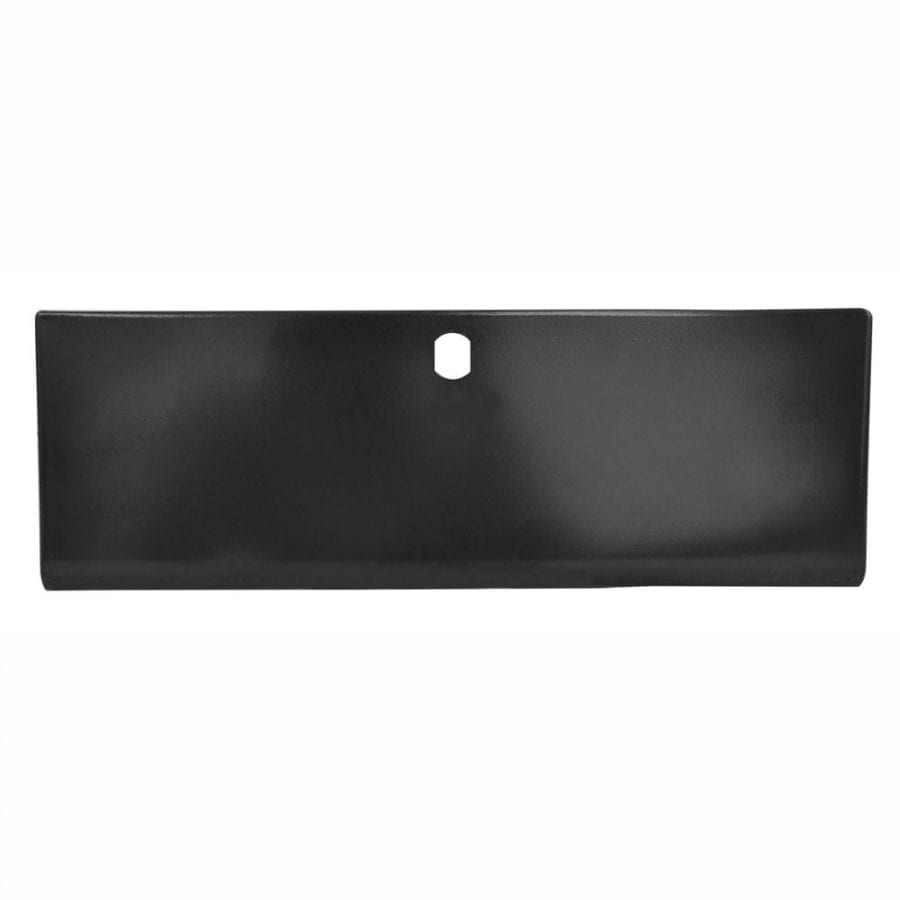 1953-1955 Ford Pickup Truck Glove Box Door Ptd Black