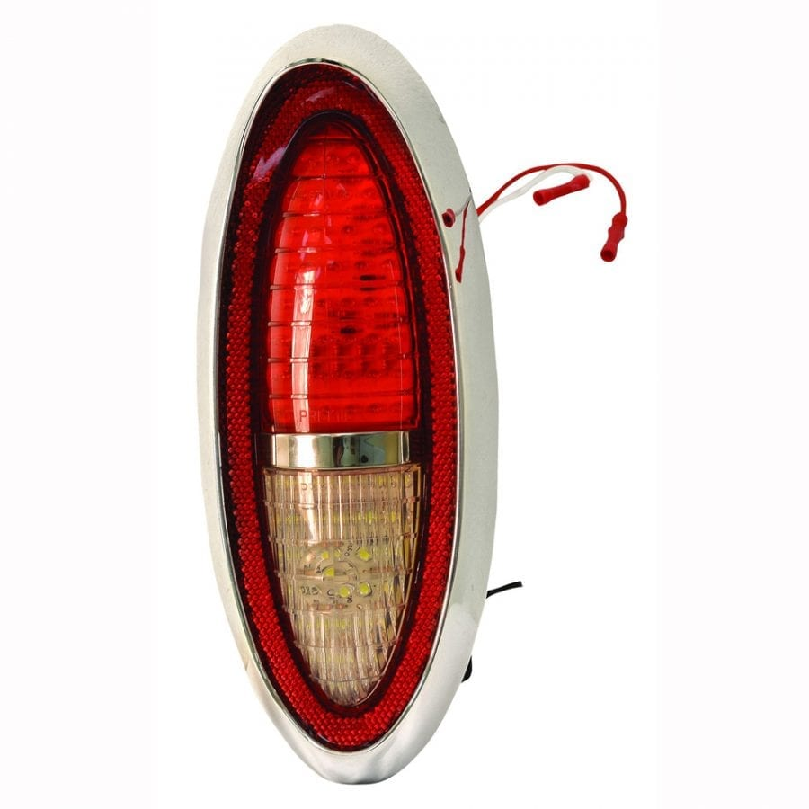 1954-1954 Chevy 150|210|Bel Air|Nomad Tail Lamp Assembly LED