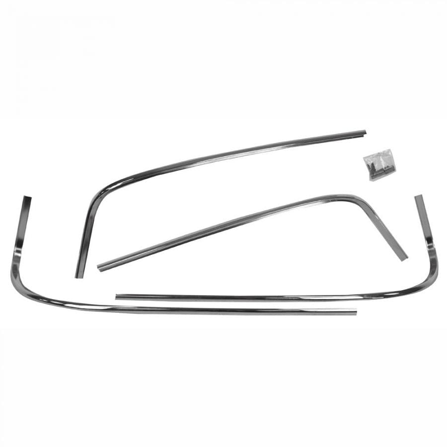 1956 Ford Pickup Truck Molding Windshield Front Set