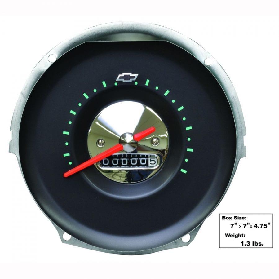 1957 Chevy 150|210|Bel Air|Nomad Speedometer M/T