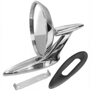 1959-1960 Chevy Impala Mirror Outside