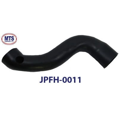 1962-1976 Jeep J-truck fill hose without flange Thriftside and 1962-1977 Jeep J-truck fill hose without flange Townside -JPFH-0011