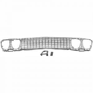 1963 Chevy Impala Grille