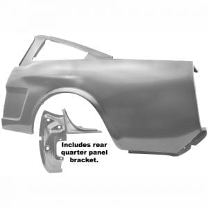 1964-1966 Ford Mustang Quarter Panel Full Driver Side (LH) Fastback