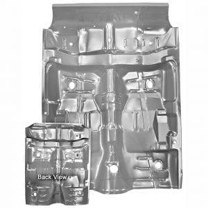 1964-1967 Chevy Chevelle or Pontiac GTO Floor Pan Complete