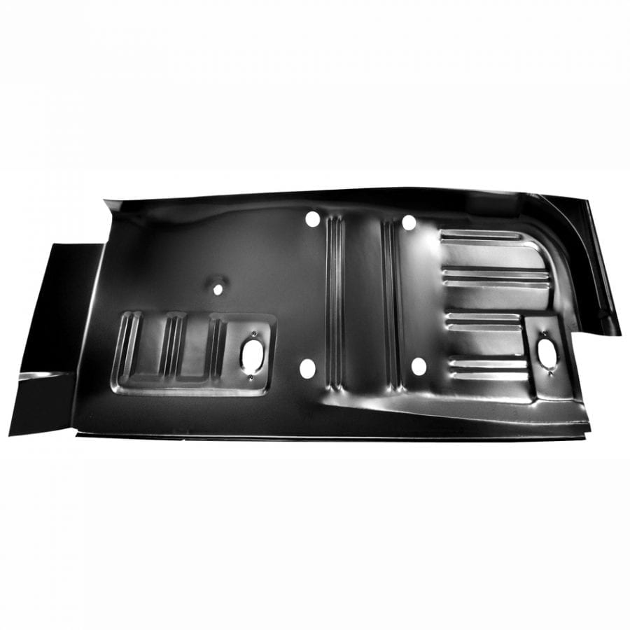 1964-1968 Ford Mustang Floor Panel Driver Side (LH) Coupe or Fastback