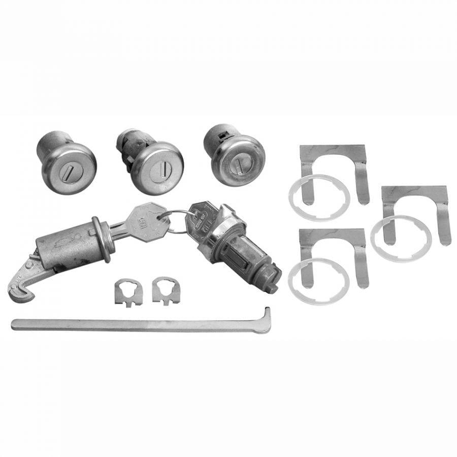 1964 Chevy Chevelle Lock Kits
