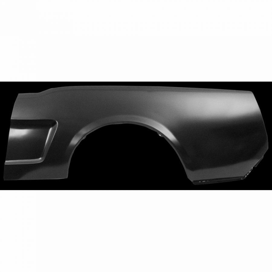 1965-1966 Ford Mustang Quarter Panel Skin Driver Side (LH)