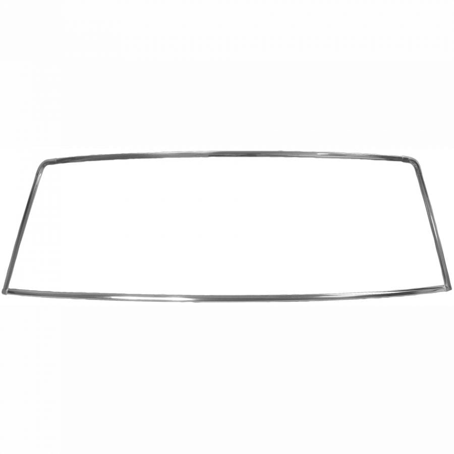 1965-1966 Ford Mustang Rear Window Molding 6Pc Set Coupe