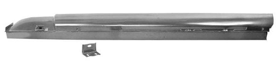 1965-1966 Ford Mustang Rocker Panel Complete Driver Side (LH) Convertible-DYN3647MAWT