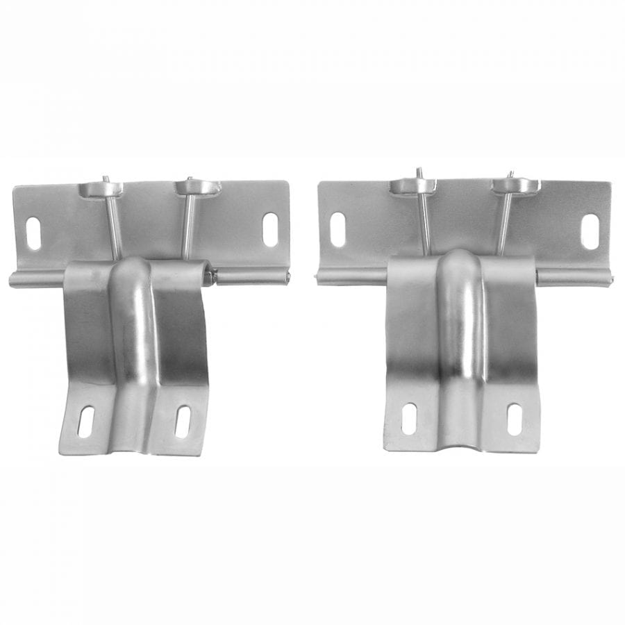 1965-1966 Ford Mustang Trap Door Hinge  Pair