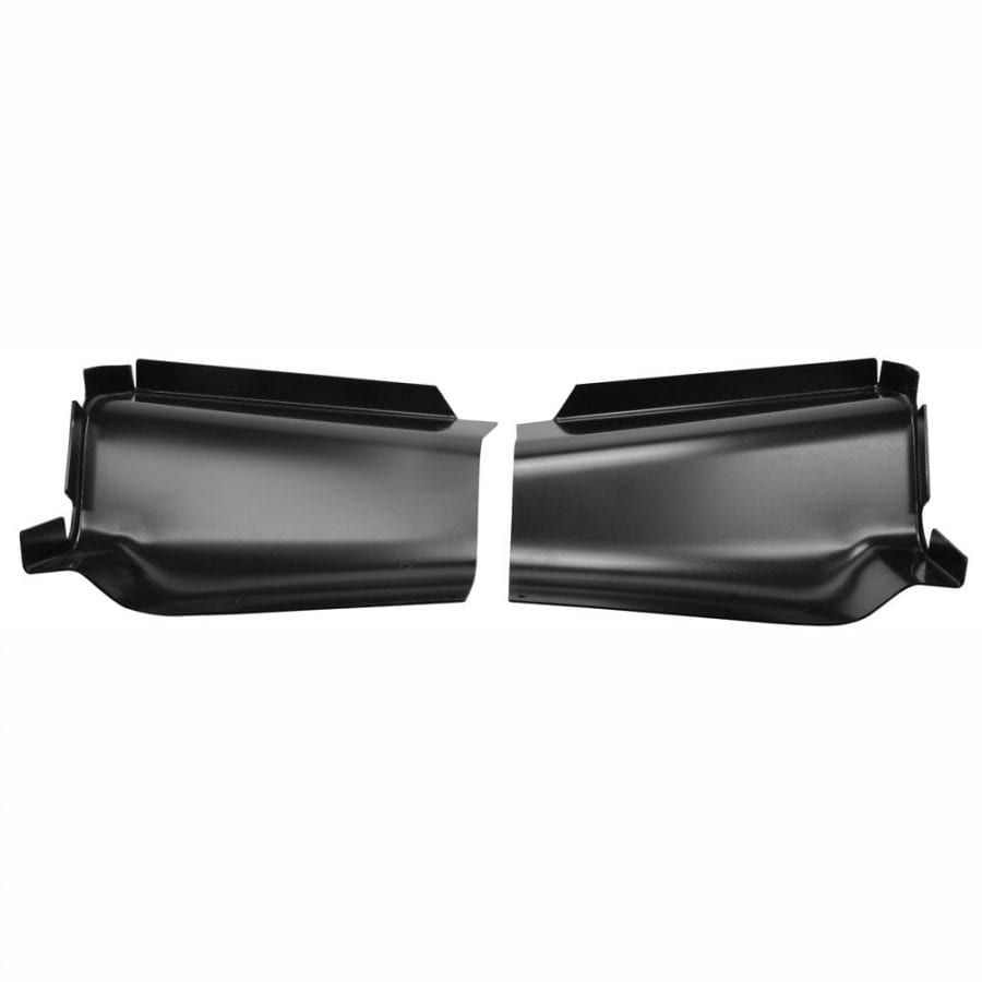 1965-1970 Ford Mustang Torque Box Rear Top Plate Pair