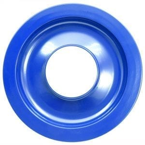 1965-1973 Ford Mustang Air Cleaner Base Blue