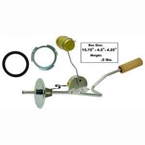 """1966-1967 Plymouth Belvedere or Dodge Charger Fuel Sending Unit 5/16"""""""