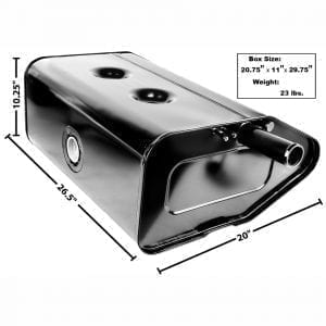 1966-1976 Ford Bronco Gas Tank