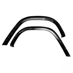 1966-1977 Ford Bronco Fender Flare Kit Front Pair-3699W
