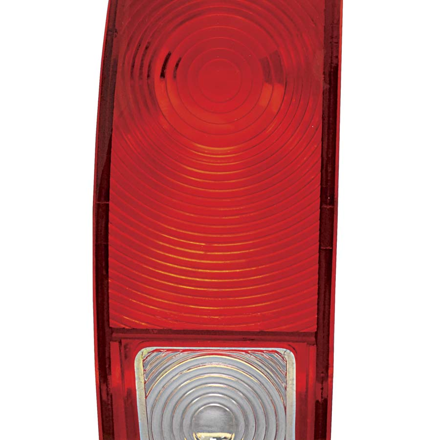 1966-1977 Ford Bronco Tail Lamp Lens Driver Side