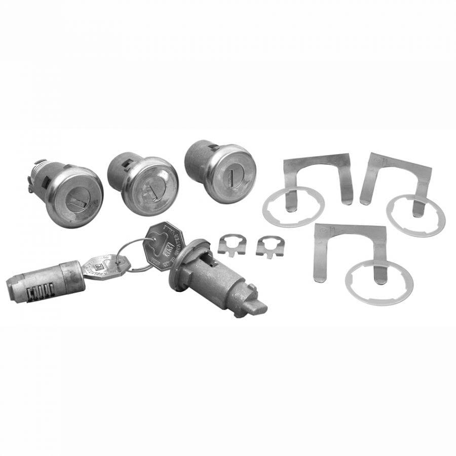 1966 Chevy Chevelle Lock Kits