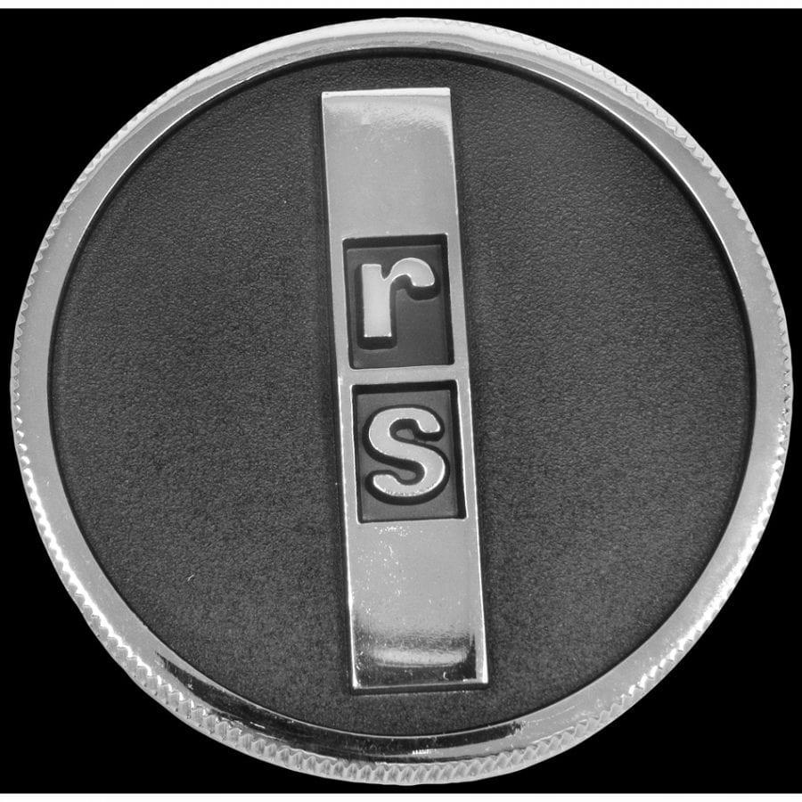 1967-1968 Chevy Camaro Gas Cap RS