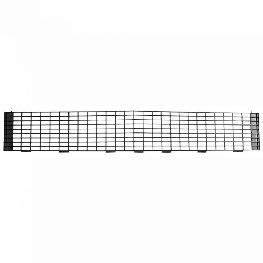 1967-1968 Chevy Camaro Grille RS Black (No Headlamp Cover)