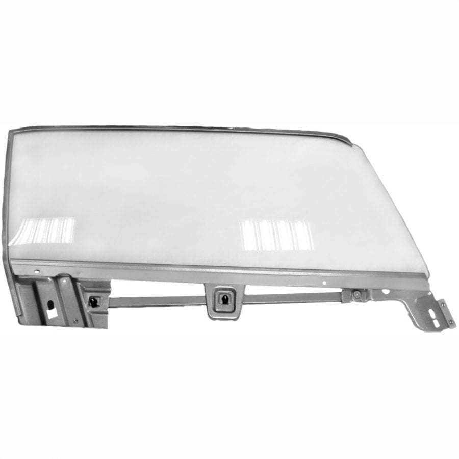 1967-1968 Ford Mustang Door Glass Kits Passenger Side (RH) Convertible