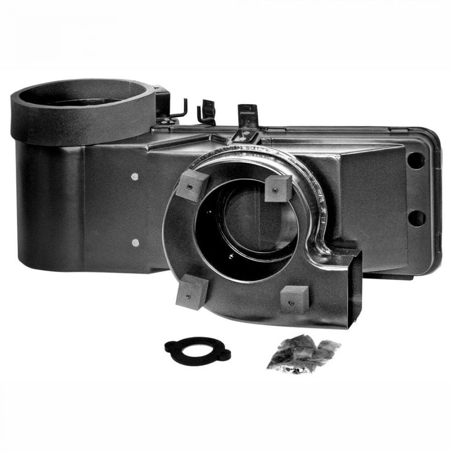 1967-1968 Ford Mustang Heater Box with Gaskets and Clips