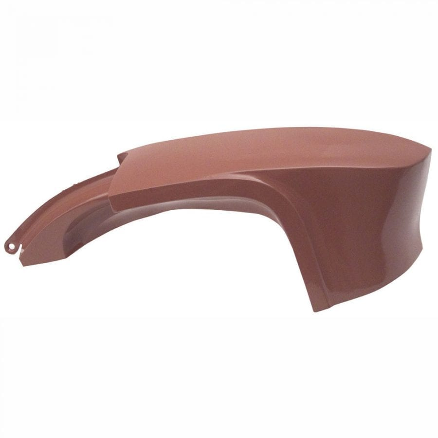1967-1968 Ford Mustang Quarter Panel Extension Driver Side (LH) Coupe