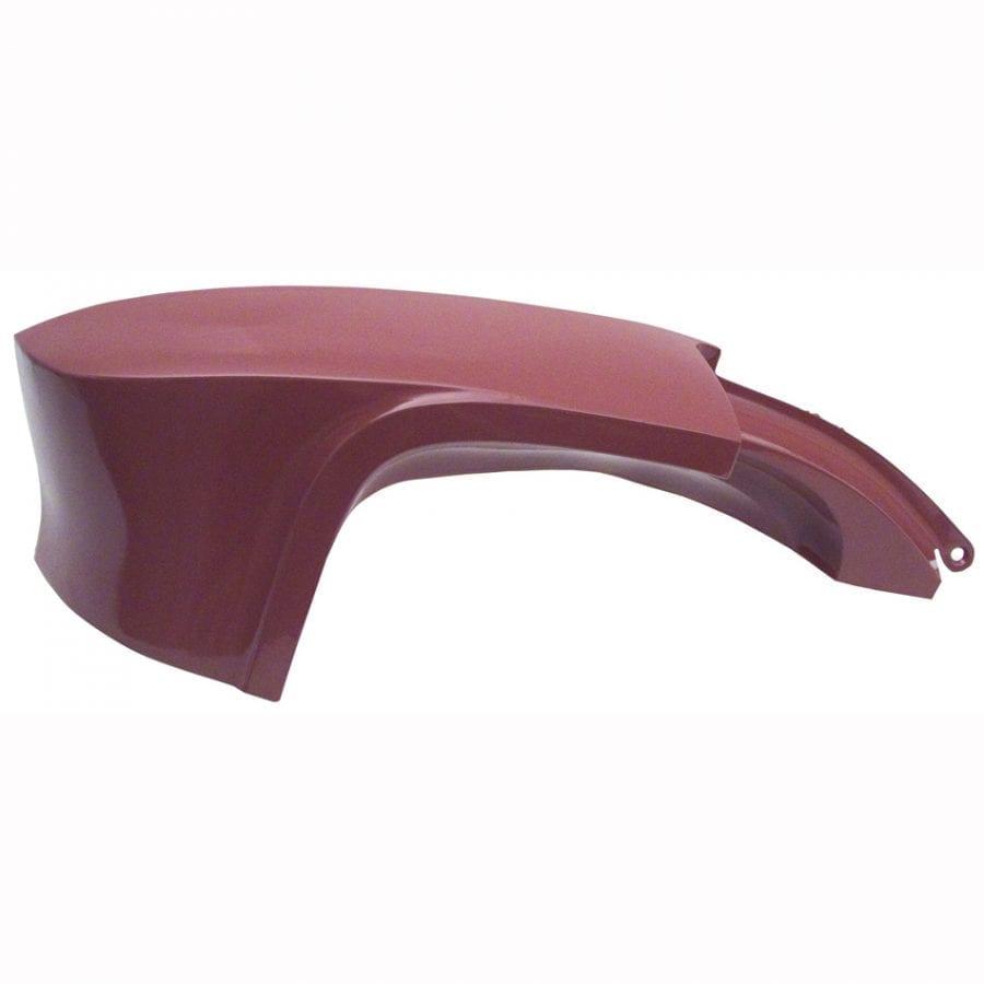1967-1968 Ford Mustang Quarter Panel Extension Passenger Side (RH) Coupe