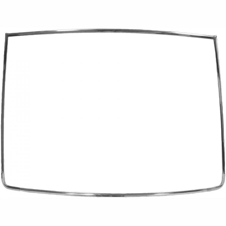 1967-1968 Ford Mustang Rear Window Molding Set Fastback