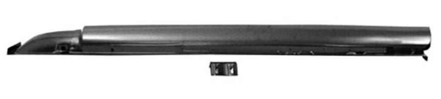 1967-1968 Ford Mustang Rocker Panel Cmplte Driver Side (LH) Coupe or Fastback-DYN3647MFWT