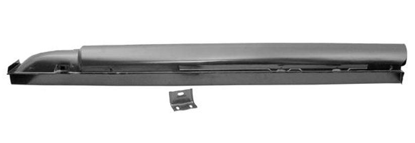1967-1968 Ford Mustang Rocker Panel Complete Driver Side (LH) Convertible-DYN3647MWT