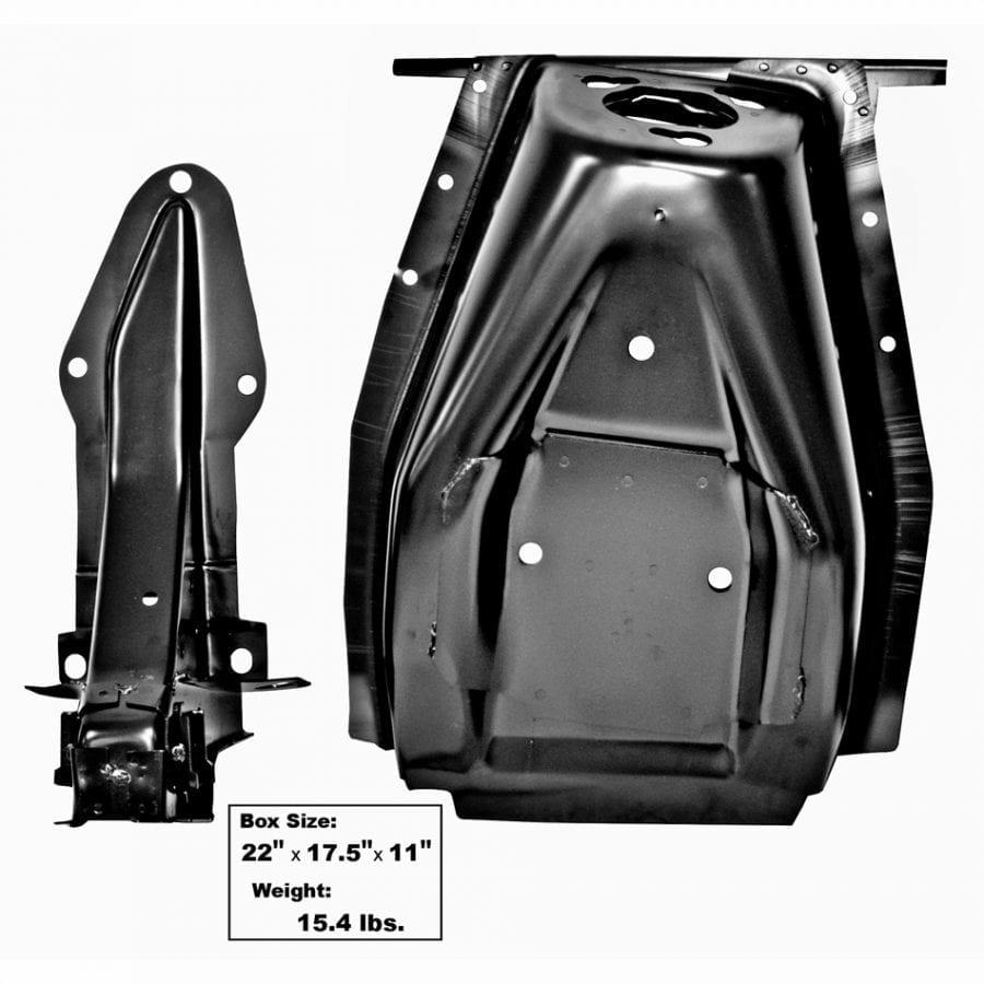 1967-1968 Ford Mustang Shock Tower Repair Kit Passenger Side (RH)