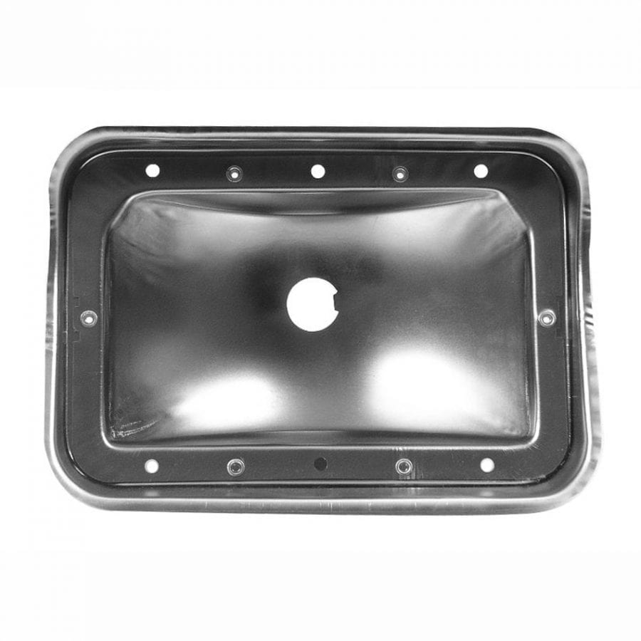 1967-1968 Ford Mustang Tail Lamp Housing
