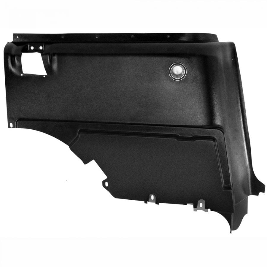 1967-1968 Ford Mustang Trim Panel Assembly Quarter Fastback