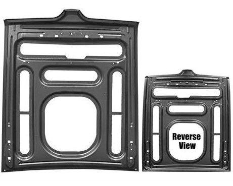 1967-1968 Mercury Cougar Hood Inner Panel