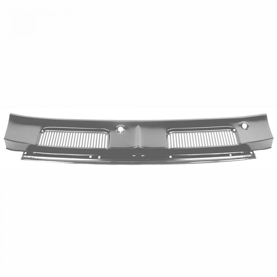 1967-1969 Chevy Camaro Cowl Top Panel Grille