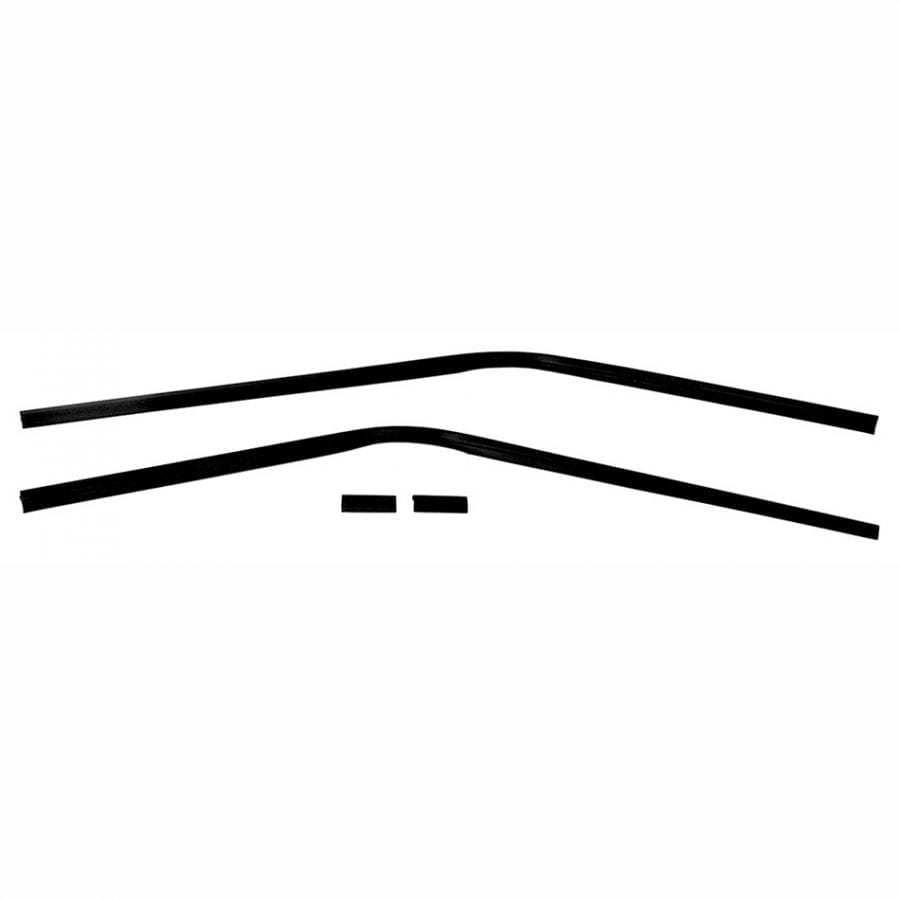 1967-1969 Chevy Camaro Rear Window Interior Trim
