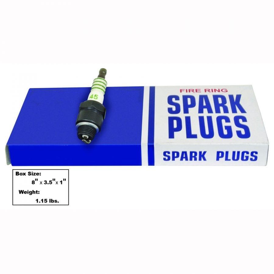 1967-1969 Chevy Camaro Spark Plug Set AC Reproduction