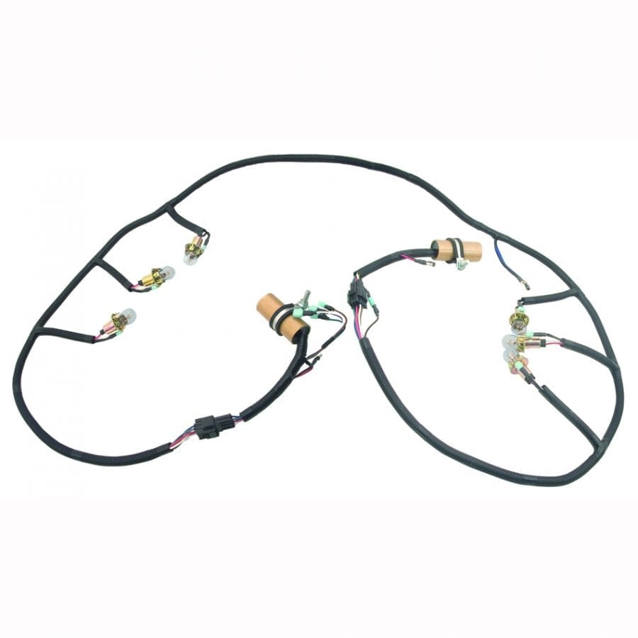 1967-1970 Ford Mustang Tail Lamp Wire Harness