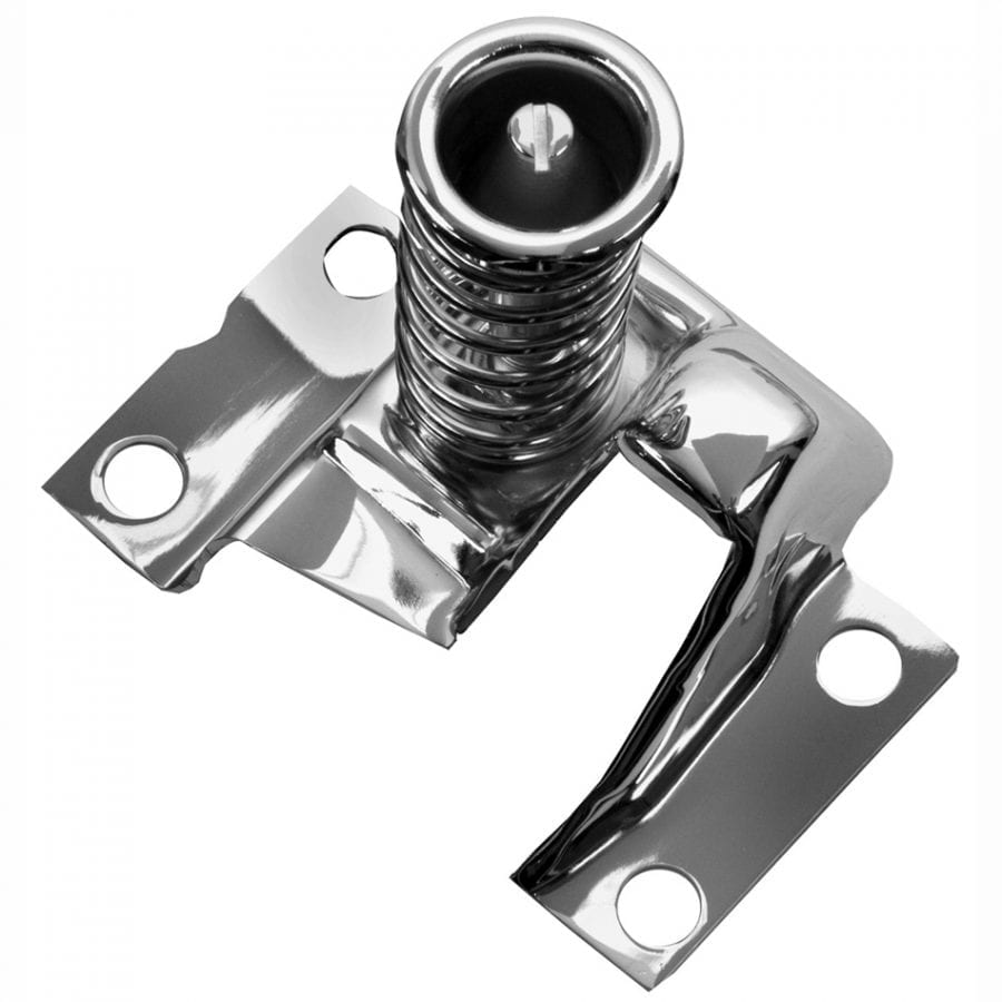 1967-1973 Chevy Camaro Hood Safety Catch Chrome