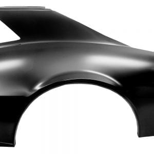 1967 Chevy Camaro Quarter Panel Full Driver Side (LH) Coupe